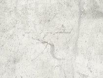 Zakłopotany Biały tynku tło fotografia stock