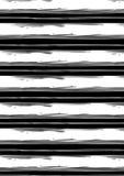 Zakłopotany czarny i biały lampas. Obrazy Royalty Free