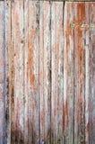 Zakłopotany wietrzejący drewno fotografia royalty free
