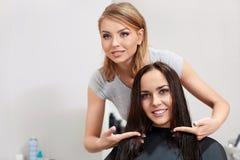 Zakład fryzjerski Obrazy Stock