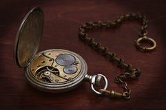 Zak-horloge royalty-vrije stock afbeeldingen