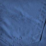 Zak jeans Stock Fotografie