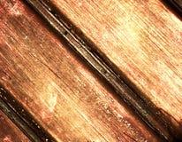 zakłopotany drewno Zdjęcia Royalty Free