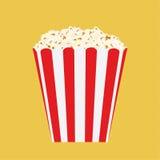 Zak popcorn Royalty-vrije Stock Afbeelding