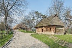Zakarpattia countryside in Ukraine 2 Stock Photography
