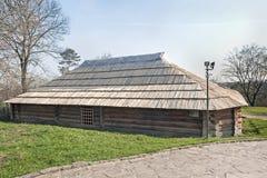 Zakarpattia countryside in Ukraine 2 Stock Image