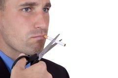 zakaz palenia Fotografia Royalty Free