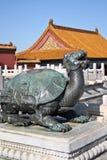 zakazane miasto beijing Chiny Zdjęcia Royalty Free