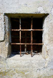 Zakazujący okno Fotografia Royalty Free