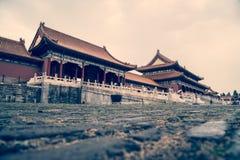 zakazujący porcelanowy Beijing miasto Zdjęcia Royalty Free