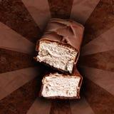 zakazuje czekoladę zdjęcie royalty free
