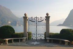 zakazuje jeziornego quay Obrazy Royalty Free