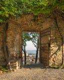 Zakazuje W San Gimignano Zdjęcie Royalty Free
