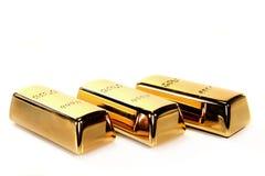 zakazuje złoto Obrazy Royalty Free
