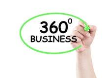 zaken 360 Royalty-vrije Stock Foto