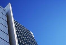 Zaken een gebouw Stock Foto