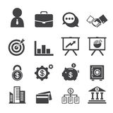 Zaken en Financiën Stock Fotografie