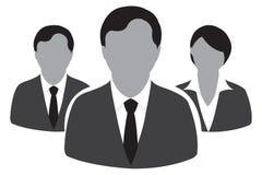 zakenlieden vector illustratie