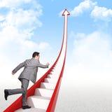 Snelle zaken Stock Afbeelding