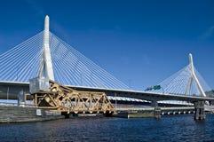 zakim моста boston Стоковые Изображения