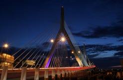 Zakim Brücke Stockfoto