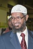 Zakir Abdul Karim Naik ist ein moslemischer Apologet Stockfoto - zakir-abdul-karim-naik-ist-ein-moslemischer-apologet-13961540