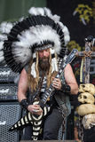 Zakk Wylde Stock Photo