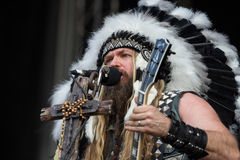 Zakk Wylde Stock Photos