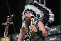Zakk Wylde Stock Photography