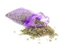 Zakken Geparfumeerde Lavendel stock foto