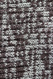 zakończeń tkaniny makro- tekstura makro- Obrazy Royalty Free