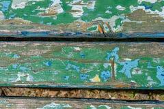 Zakończenie ławka, spojrzenie od above Stosowny dla tekstury, plecy Fotografia Royalty Free