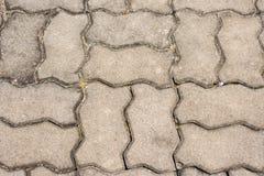 Zakończenie ściana z cegieł tło bryła, cement, brickwork Zdjęcie Royalty Free