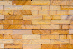 Zakończenie ściana z cegieł tło bryła, cement, brickwork Fotografia Stock