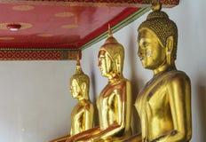 zakończenie Buddha zakończenie Fotografia Royalty Free