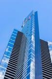 Zakończenie Eureka wierza w Melbourne fotografia royalty free