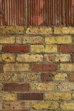 Stary ściana z cegieł Zdjęcie Stock