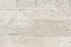 Zakończenie krakingowa betonowa ściana i pal Fotografia Royalty Free