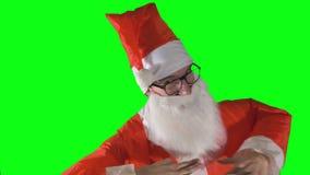 Zakończenie na Święty Mikołaj daje kciukom do widza zbiory