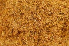 Rżnięty tytoń Fotografia Stock