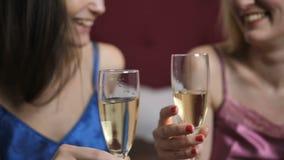 Zakończenie pary odświętności żeńska rocznica zdjęcie wideo