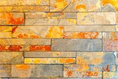 Zakończenie stonewall teksturę fotografia royalty free