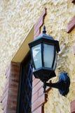 Ścienna lampa Fotografia Royalty Free