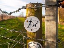 Zakończenie up zadawala utrzymanie twój pies na ołowianym okręgu blac i bielu zdjęcie stock