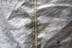 Zakończenie w górę szczegółowego widoku na klingeryt folii i klingerycie ukazuje się w wysoka rozdzielczość obrazy royalty free