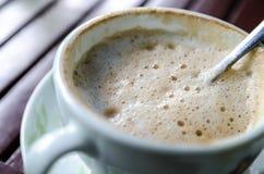 Zakończenia latte Zdjęcia Royalty Free