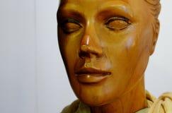 Zakończenie na mannequin Obrazy Royalty Free