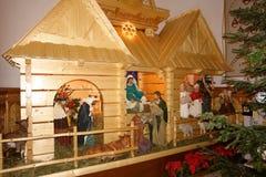 Christmas nativity scene. Royalty Free Stock Photography