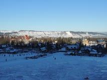 Zakopane- Pologne photos libres de droits