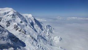 zakrywająca krajobrazowa halnej sosny śniegu świerczyny zima Fotografia Royalty Free